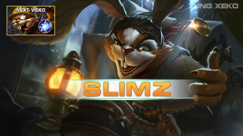 Slimz – Thỏ Tài Phiệt được biết đến là cơn ác mộng đen tối của các Tanker