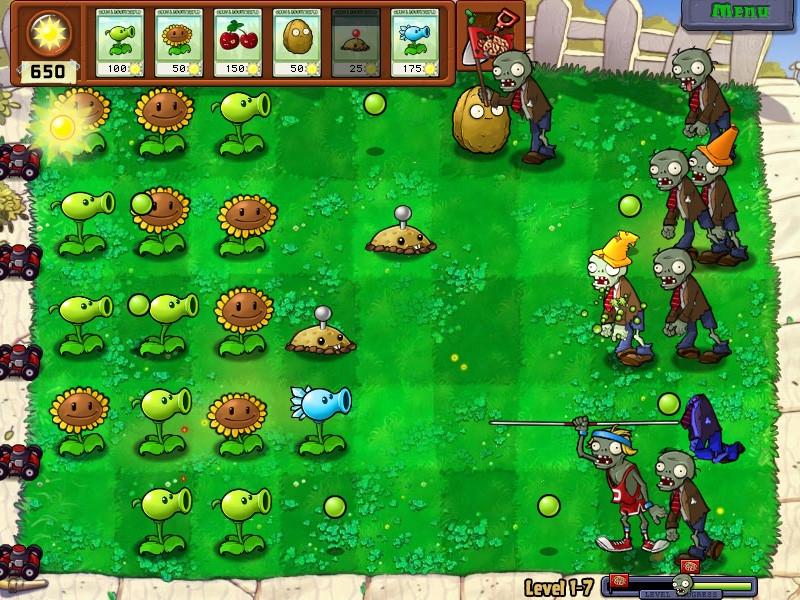 Plants vs. Zombies tương thích với mọi dòng máy