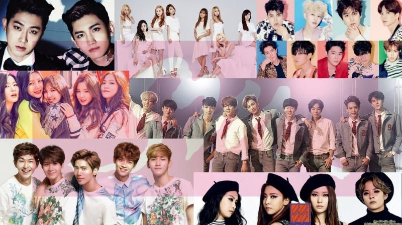 Các nhóm nhạc tài năng của SM