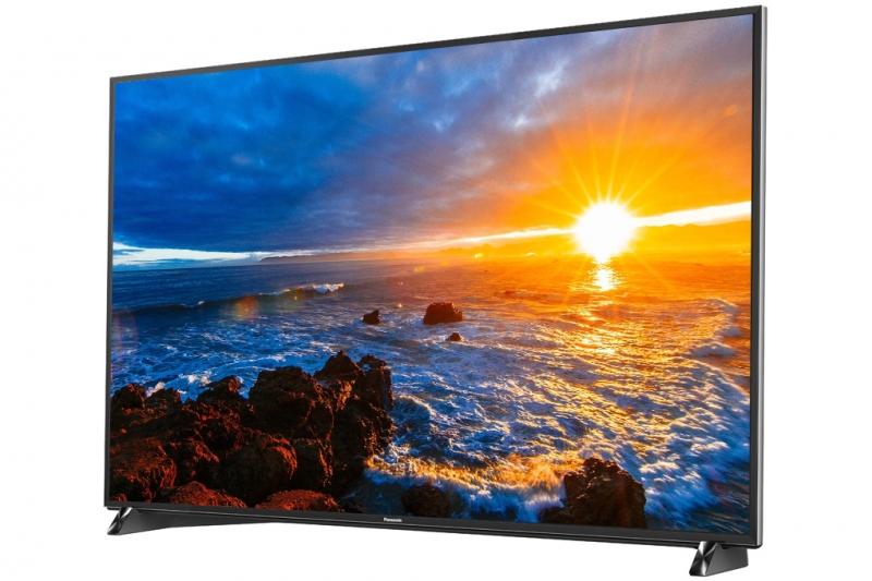 Smart tivi 3D Panasonic 65 inch TH-65DX900V có thiết kế hiện đại và sang trọng