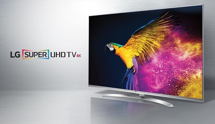 Chiếc tivi màn hình lớn Smart tivi LG 65 inch 65UH850T