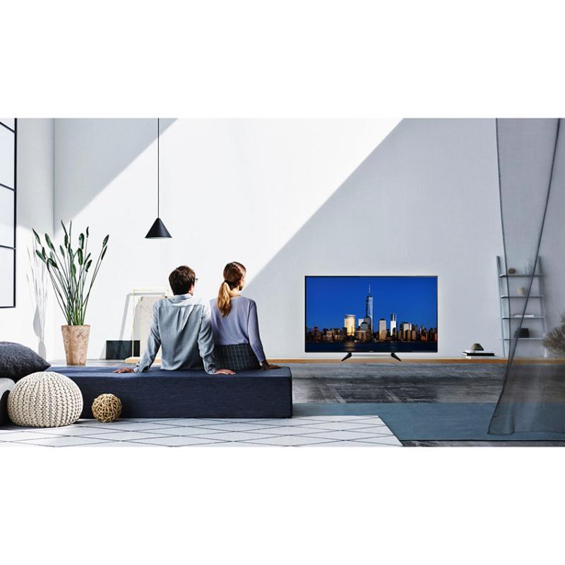 Ứng dụng nhiều công nghệ hình ảnh Full HD, tivi 4K hay tivi HD giúp tái hiện lại những hình ảnh chân thực, sống động và bắt trọn những chuyển động một cách rõ nét nhất.