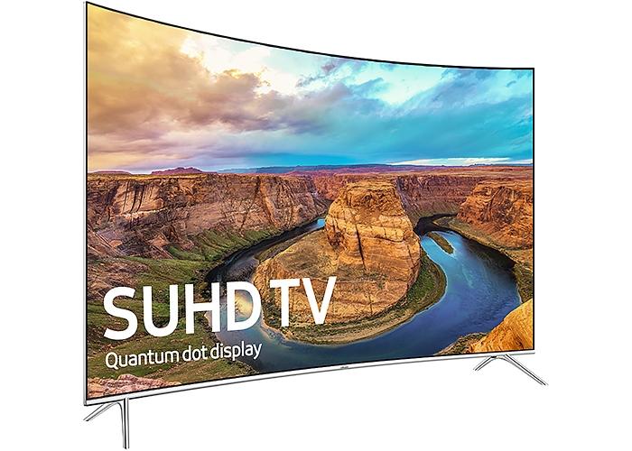 Chiếc tivi UA49KS7500 được đánh giá là nét chấm phá tuyệt vời cho không gian sống hiện đại