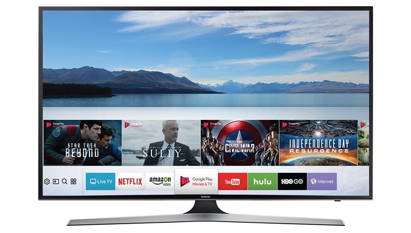 Smart Tivi Samsung 4K 50 Inch UA50MU6150