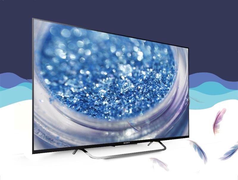 Smart tivi Sony KD 49X8300C 49 inch