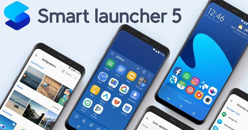 SmartLauncher 5