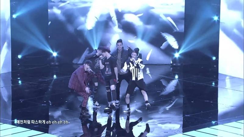 Sân khấu đầu tiên của Smile again đánh dấu cột mốc đầu tiên cho sự thành công của Winner