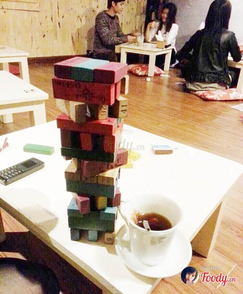 Những phút giây thư giãn tại Smile coffee
