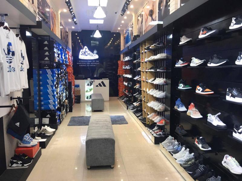 Sneaker-Hải Phòng