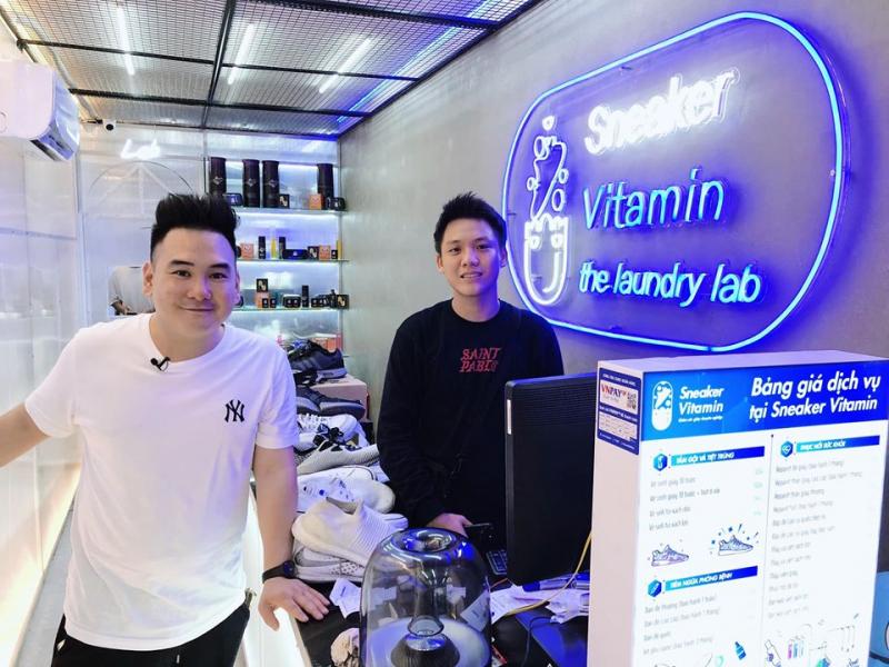 Sneaker Vitamin - Chăm Sóc Giày Chuyên Nghiệp