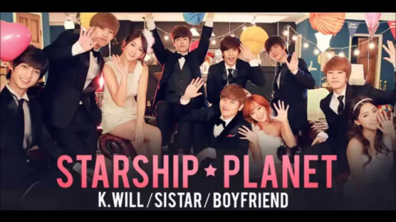 Snow Candy - Starship Planet