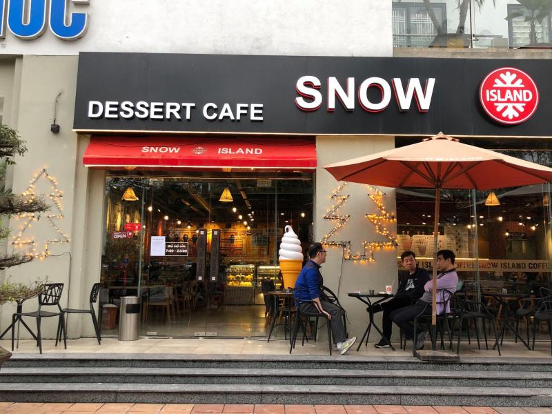 Snow Island Coffee