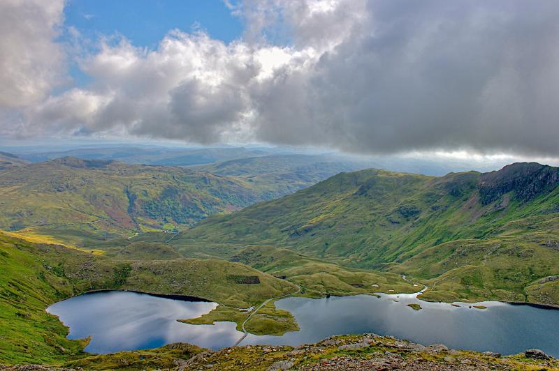 Vườn quốc gia Snowdonia - Xứ Wales