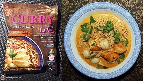 Mỳ ăn liền Prima Taste Singapore Curry La Mian – Singapore