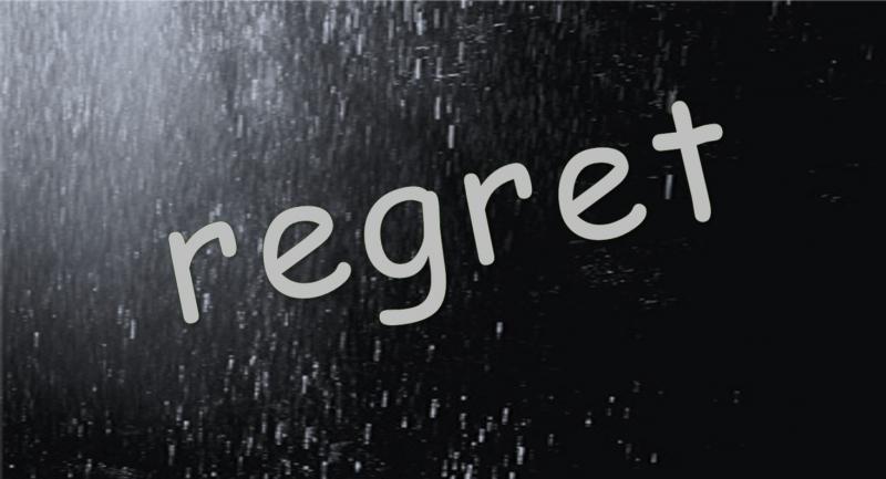 Bạn đừng sợ hãi để rồi nuối tiếc