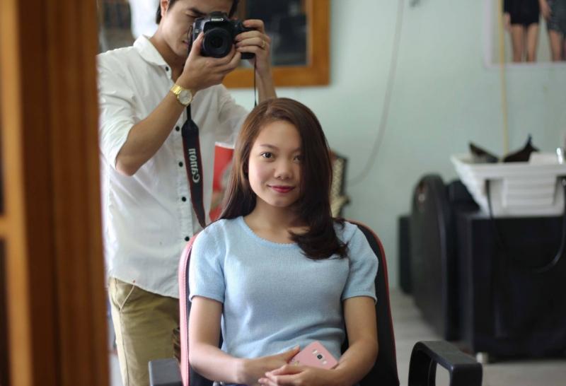 Salon Long Tình - phong cách phục vụ chuyên nghiệp nhất
