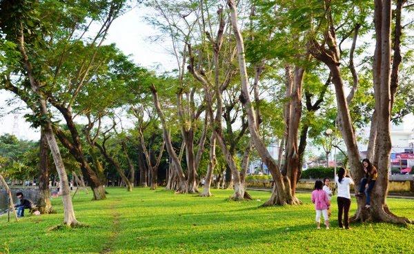 Nhiều công viên lớn chỉ duy trì mức giá vé khá thấp