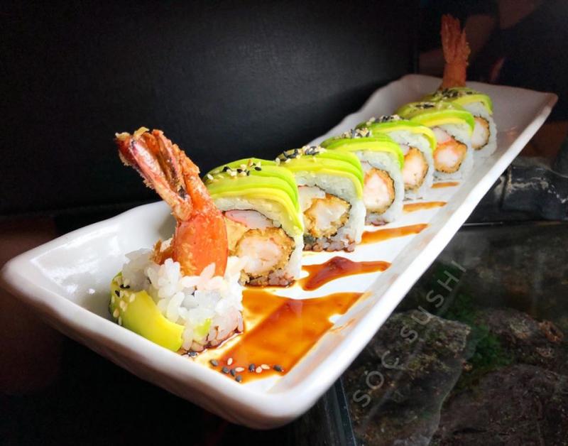 Sóc Sushi