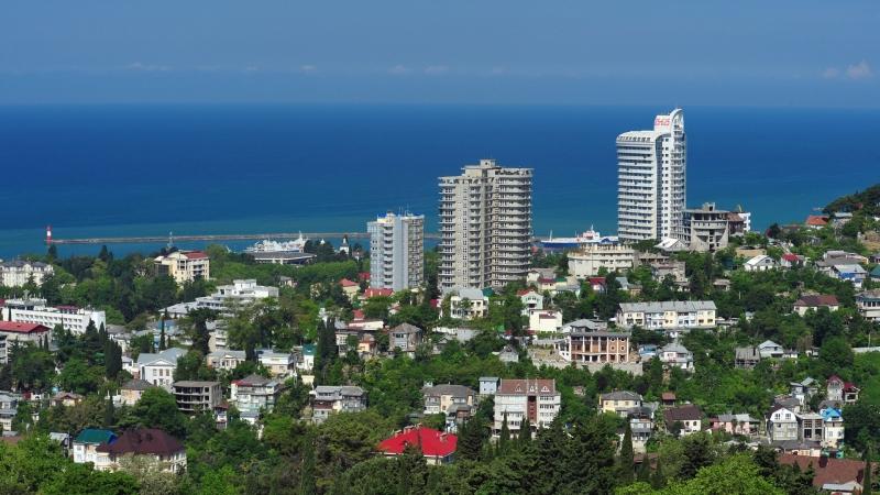 Thành phố Sochi