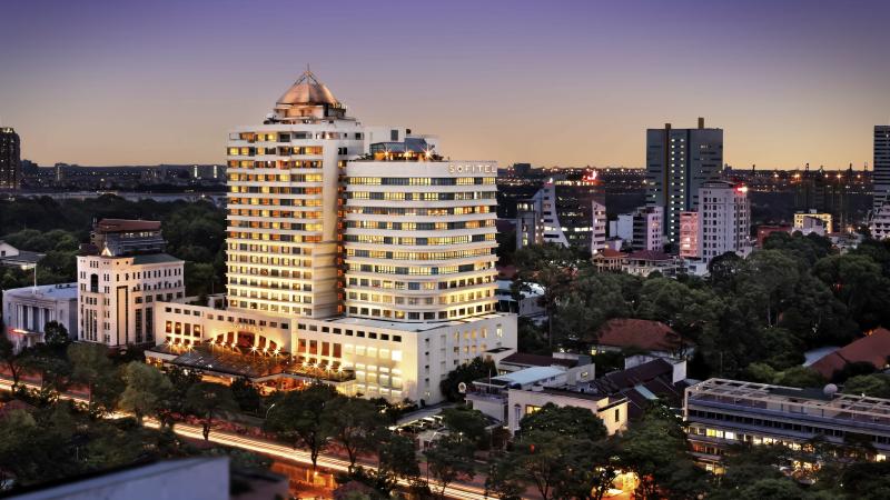 Khách sạn sang trọng bậc nhất tại Sài Gòn