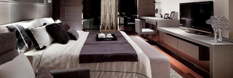 Nội thất phòng ngủ được thiết kế bowrt Sogoho