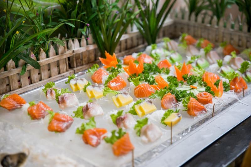 SOHO - nhà hàng Buffet mang đến cơ hội thưởng thức gần 300 món ăn