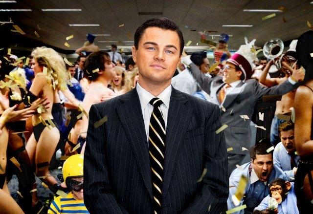 The Wolf of Wall Street hay còn gọi là Bố già phố Wall được công chiếu vào ngày 17 tháng 12 năm 2013