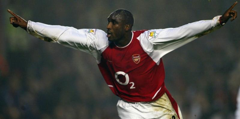 Sol Campbell từng thi đấu rất hay ở Arsenal