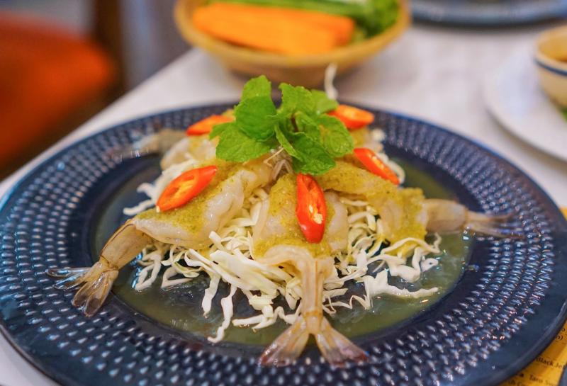 Somtum Der HCMC