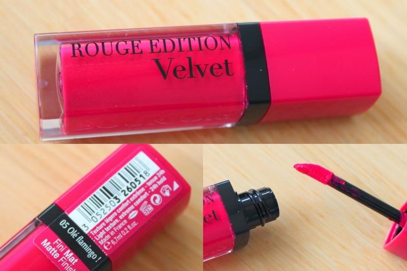 Son Bourjois Rouge Edition Velvet màu 05