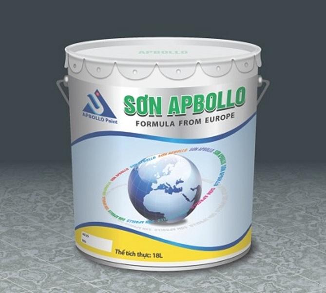 Sơn chịu nhiệt Apbollo 200 độ C đến 600 độ C