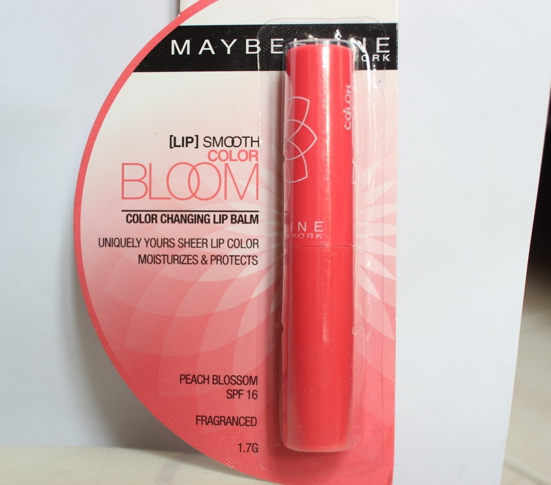 Son Dưỡng Color Bloom Maybelline.