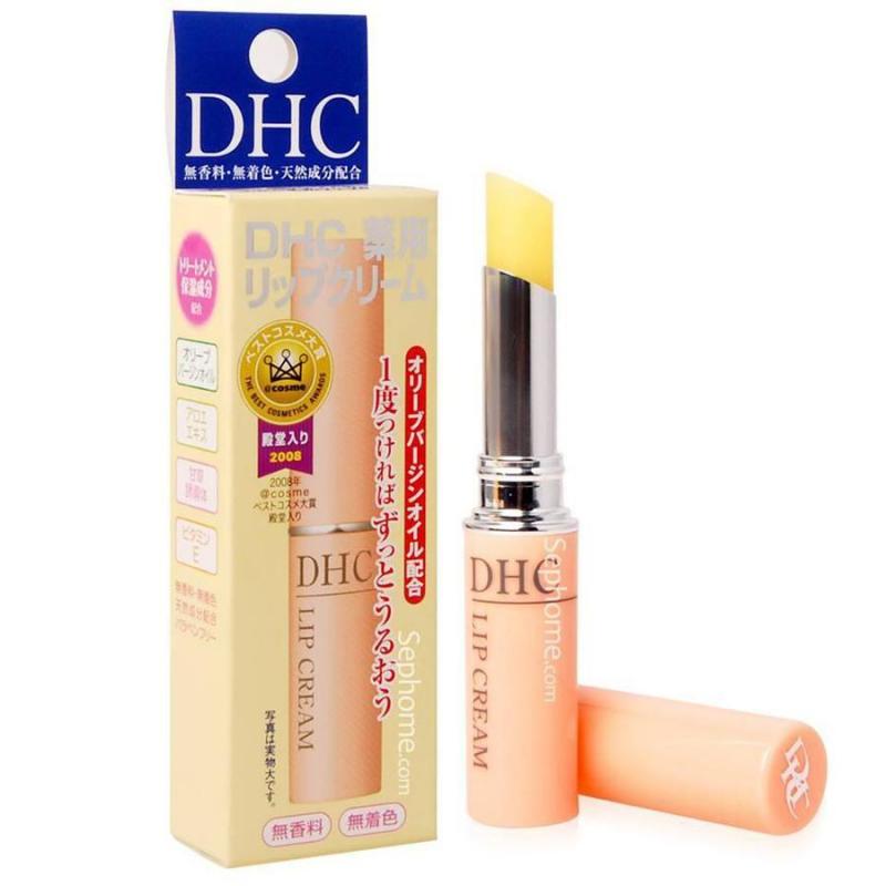 Son DHC dưỡng môi Nhật Bản