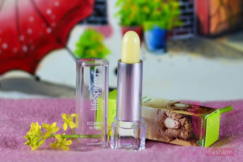 Son dưỡng môi Lanopearl Delicate Lip Balm