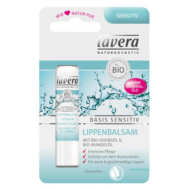 Son dưỡng chiết xuất hữu cơ Lavera