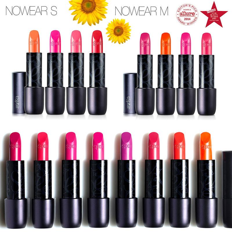Son Espoir Lipstick Nowear dòng M