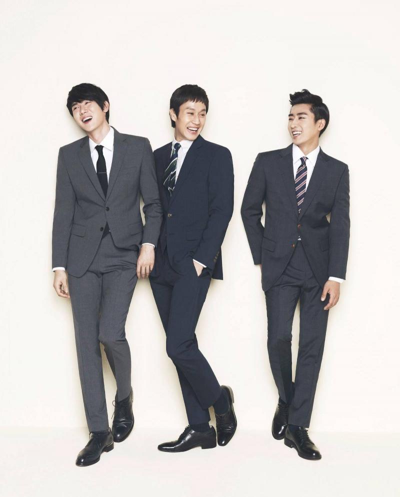 Son Ho Jun khi còn hoạt động với vai trò nhóm nhạc (Nguồn: Sưu tầm)