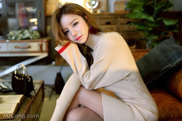 Người mẫu online Son Ju Hee
