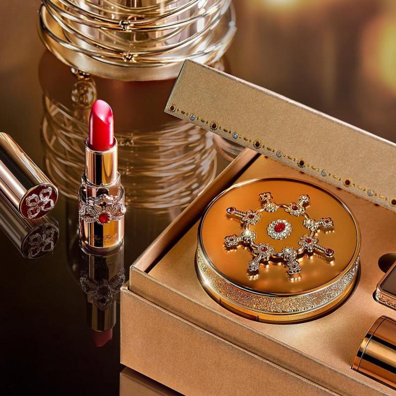 Son lì dưỡng ẩm ngăn lão hóa OHUI The First Geniture Lipstick