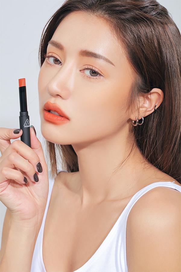 Son Môi A'pieu True Velvet Lipstick Rd01 Lovegraphy (ảnh minh họa)