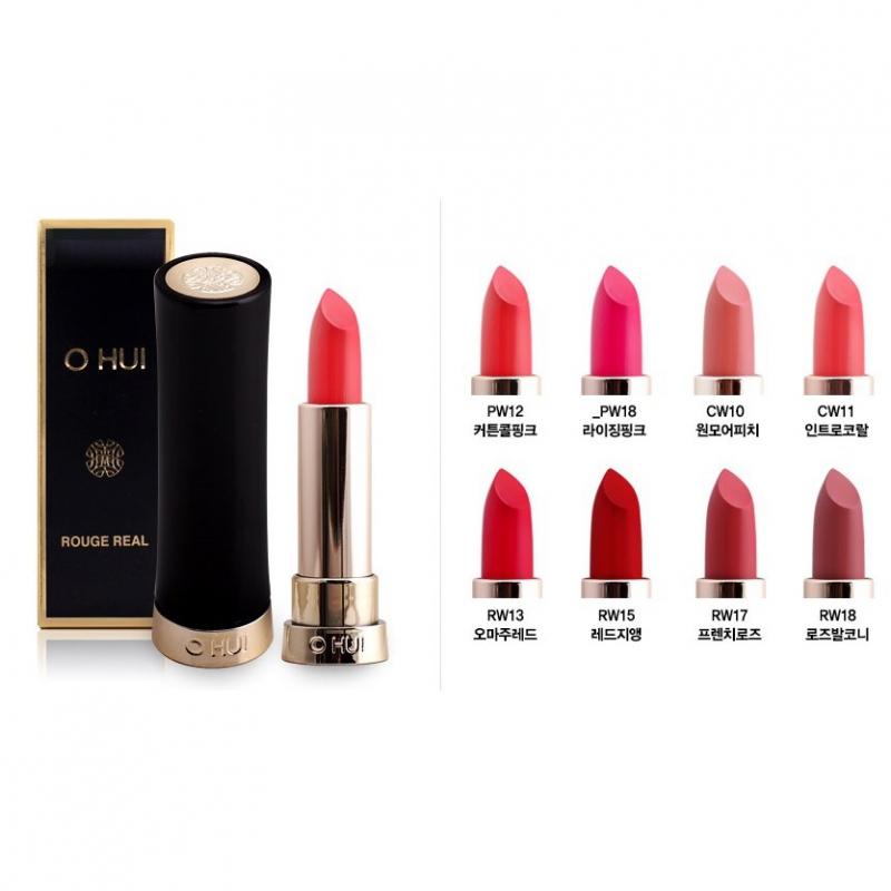 Son môi OHUI Rouge Real Lipstick
