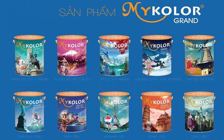 Sản phẩm của MyKolor