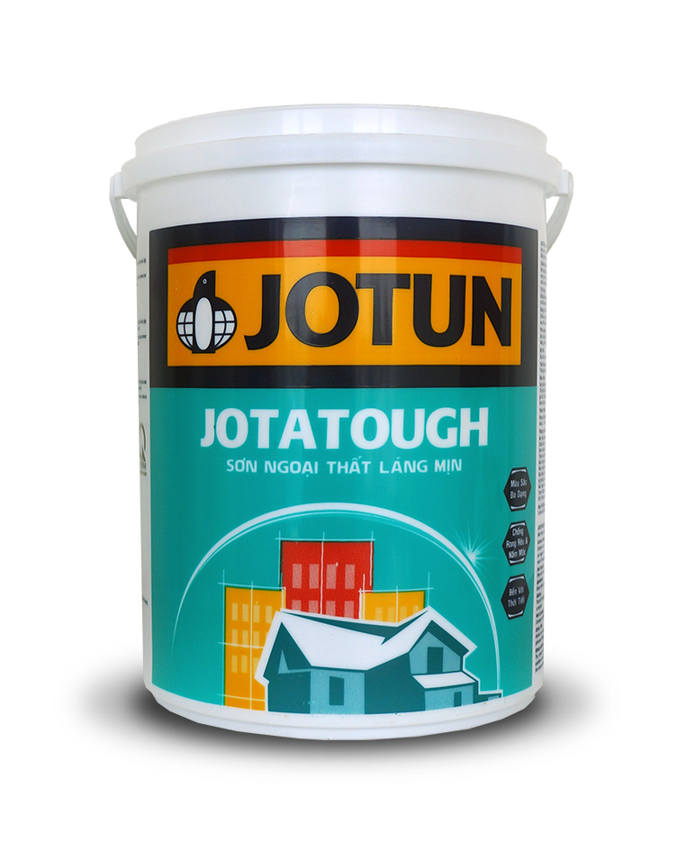 Sơn Jotun Jotatough thiết kế bên ngoài