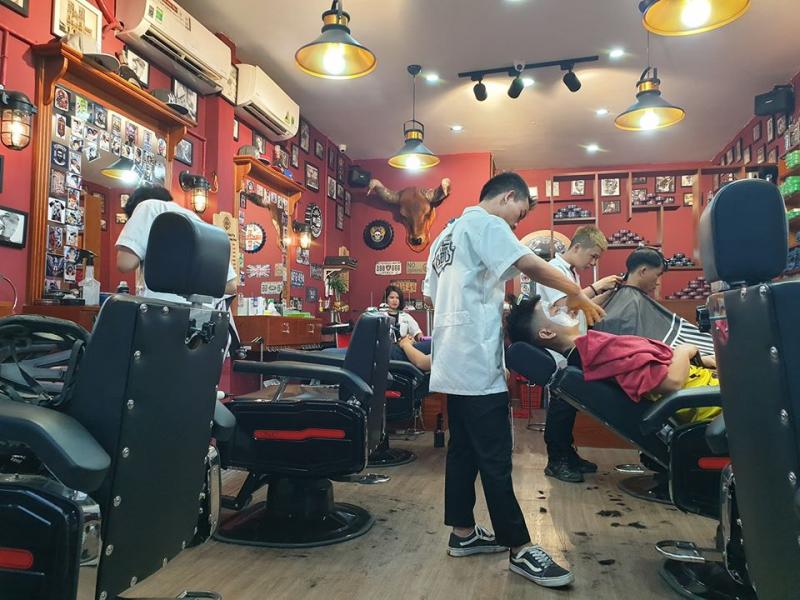 Sơn Núi Barbershop