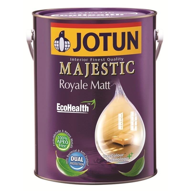 Đặc tính nổi trội làm nên thương hiệu sơn nước Jotun là độ bền rất cao