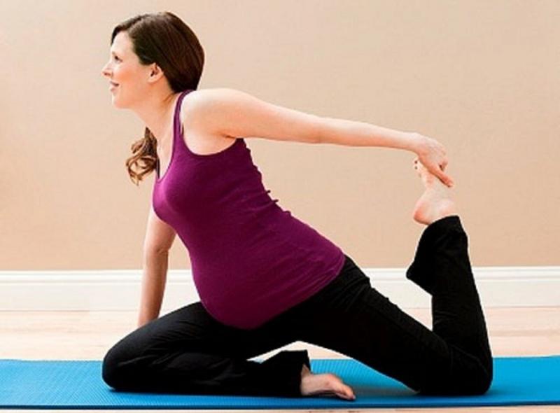 Tập luyện tăng dẻo dai cho cơ xương chậu
