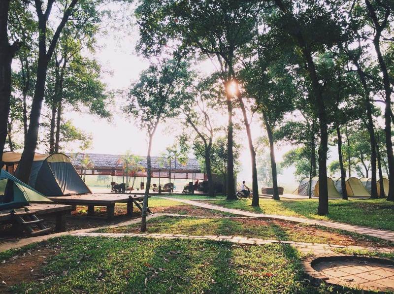 Sơn Tinh Camp 2 – Vườn Lan