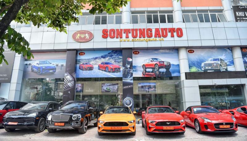 Sơn Tùng Auto