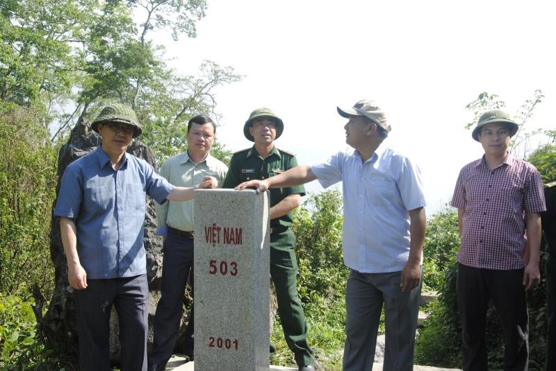 Sơn Vĩ - ngôi làng địa đầu Tổ Quốc