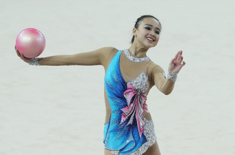 Son Yeon-jae là một trong những vận động viên xinh đẹp nhất của thể thao xứ kim chi